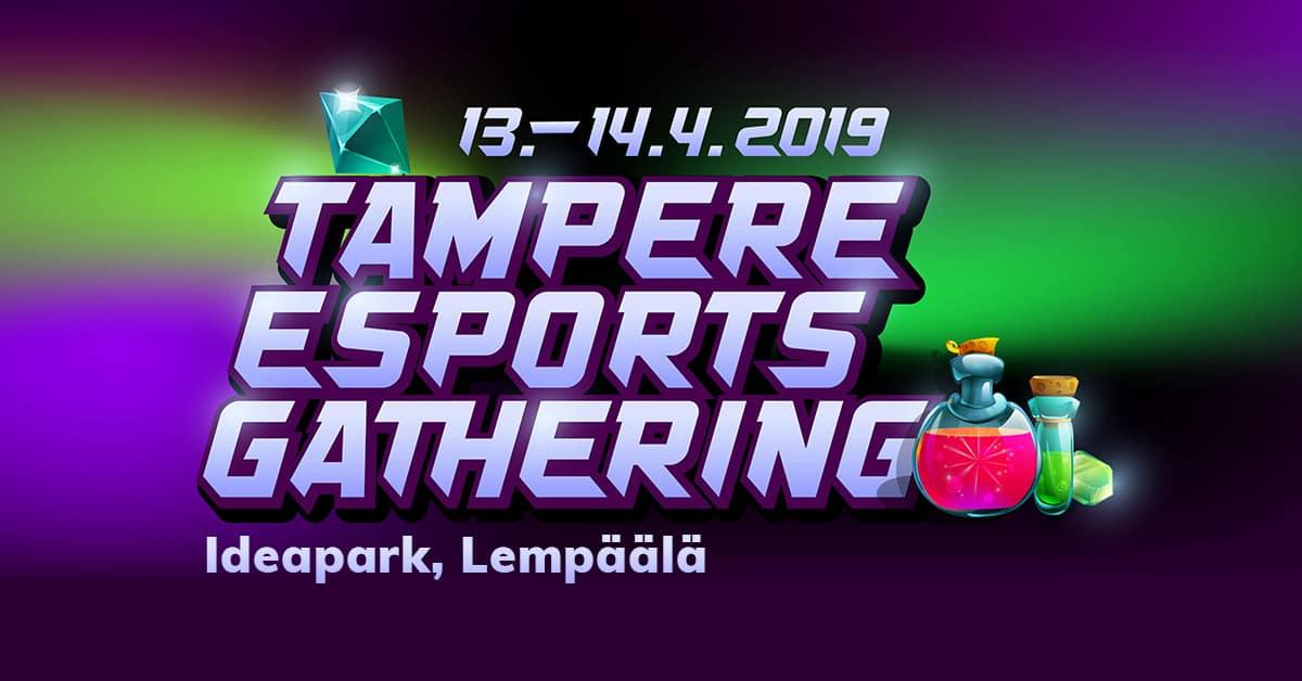 Tampere Esports Gathering Rocket League -turnaus 13.4. – Ilmoittaudu nyt!