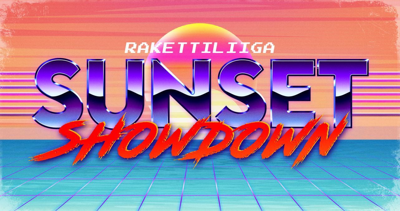 Sunset Showdownin kaikille avoin toinen turnaus järjestetään 5.7! Formaattina 3v3 double-elimination