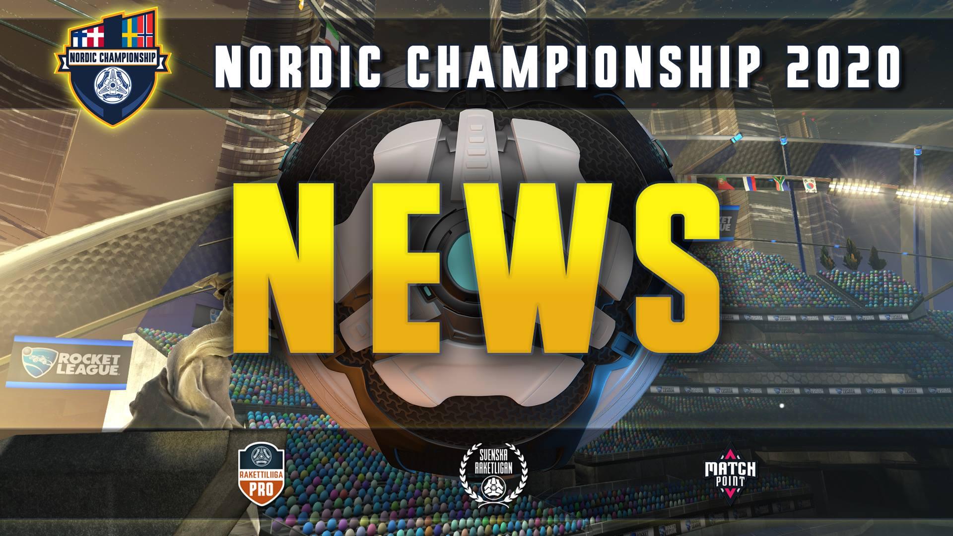 Nordic Championshipin Suomen toisen karsinnan tulokset – Finaali pelataan 11.9–13.9.