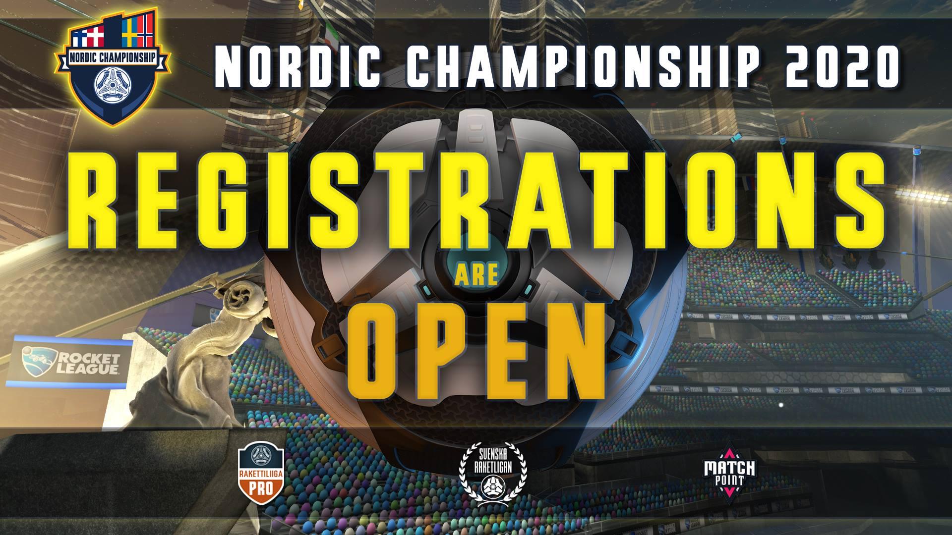 Pohjoismaiden mestaruusturnauksen Nordic Championshipin karsinnat alkavat elokuun lopulla – Ilmoittautuminen on auki nyt!