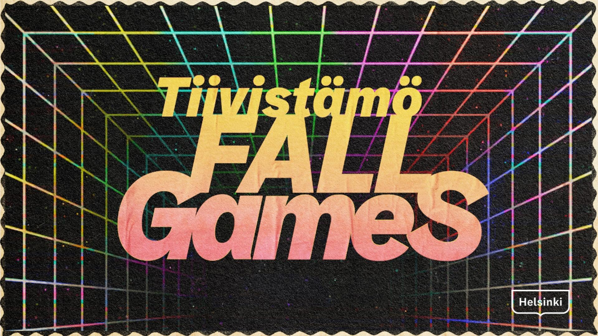 Tiivistämö Fall Games 12–17 vuotiaille alle GC-pelaajille 10.10.–19.10! Ilmoittautuminen auki!
